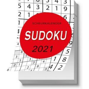 Sudoku scheurkalender 2021