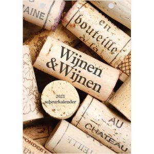 Wijnen en Wijnen scheurkalender 2021