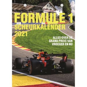 Formule 1 scheurkalender 2021