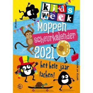 Kidsweek Moppen scheurkalender 2021