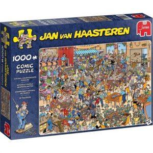 JvH puzzel NK Puzzelen
