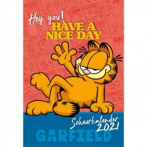Garfield scheurkalender 2021