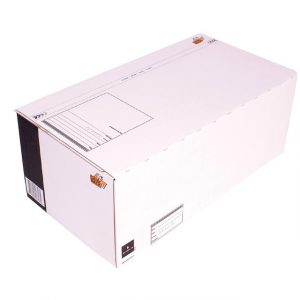 Postpakketbox 6 CleverPack 485x260x185mm wit
