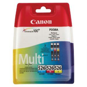 Inktcartridge Canon CLI-526 3 kleuren