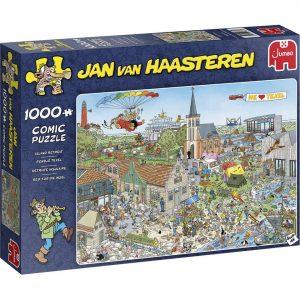 JvH puzzel Rondje Texel