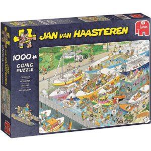 JvH puzzel De Sluizen