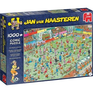 JvH puzzel WK Vrouwenvoetbal